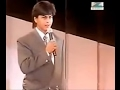 Shah Rukh Khan wins FilmFare 1993 Critics Award for Kabhi Haan Kabhi Naa
