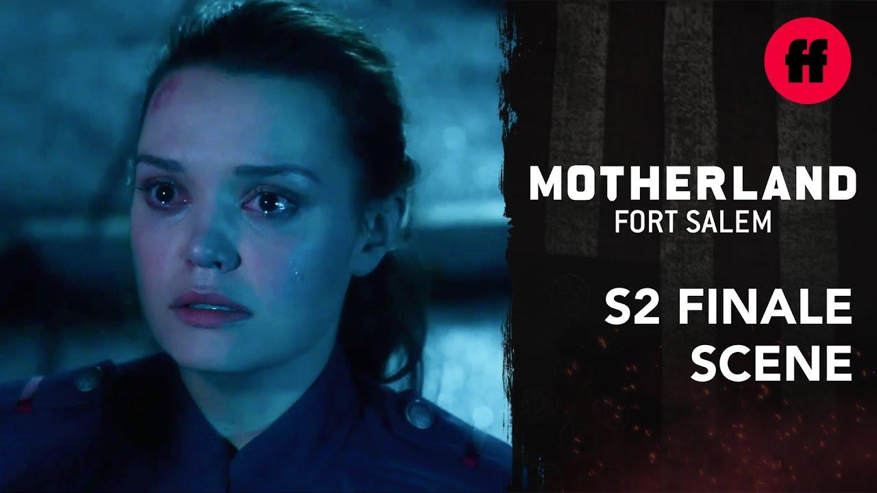 Download Motherland: Fort Salem Season 2 Finale | Penelope is the Source | Freeform