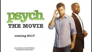 Psych- The Movie Trailer 2017