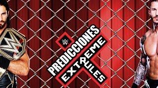 Predicciones WWE Extreme Rules 2015 Loquendo (SL3000)
