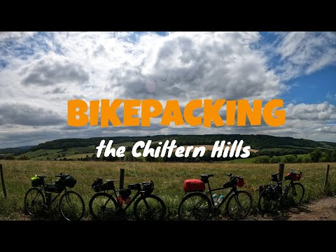 Bikepacking Part 1   Testing Our Bikes + Camping Gear In The Chiltern Hills