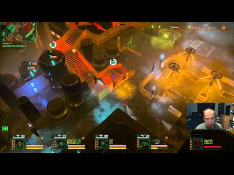 Cyberpunk Adventures in Satellite Reign! Episode 12 Uzy Corp Manufacturing