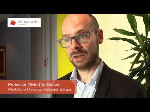 Øivind Torkildsen: Switch DMT when treatment makes no impact