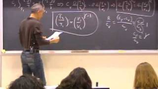 Lec 5 | MIT 5.60 Thermodynamics & Kinetics, Spring 2008