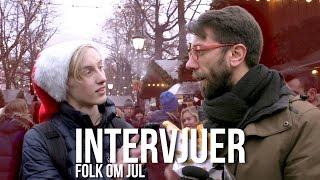PRØVER Å STJELE MOBILEN MIN! - Intervjuer folk om jul