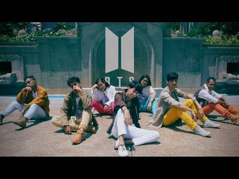KPOP IN PUBLIC CHALLENGE BTS 방탄소년단 IDOL DANCE IN PUBLIC VENEZUELA TRAINEES COMPANY