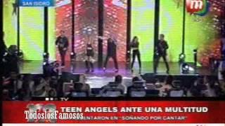 Mshow-Teen Angels ante una multitud-03.07.12