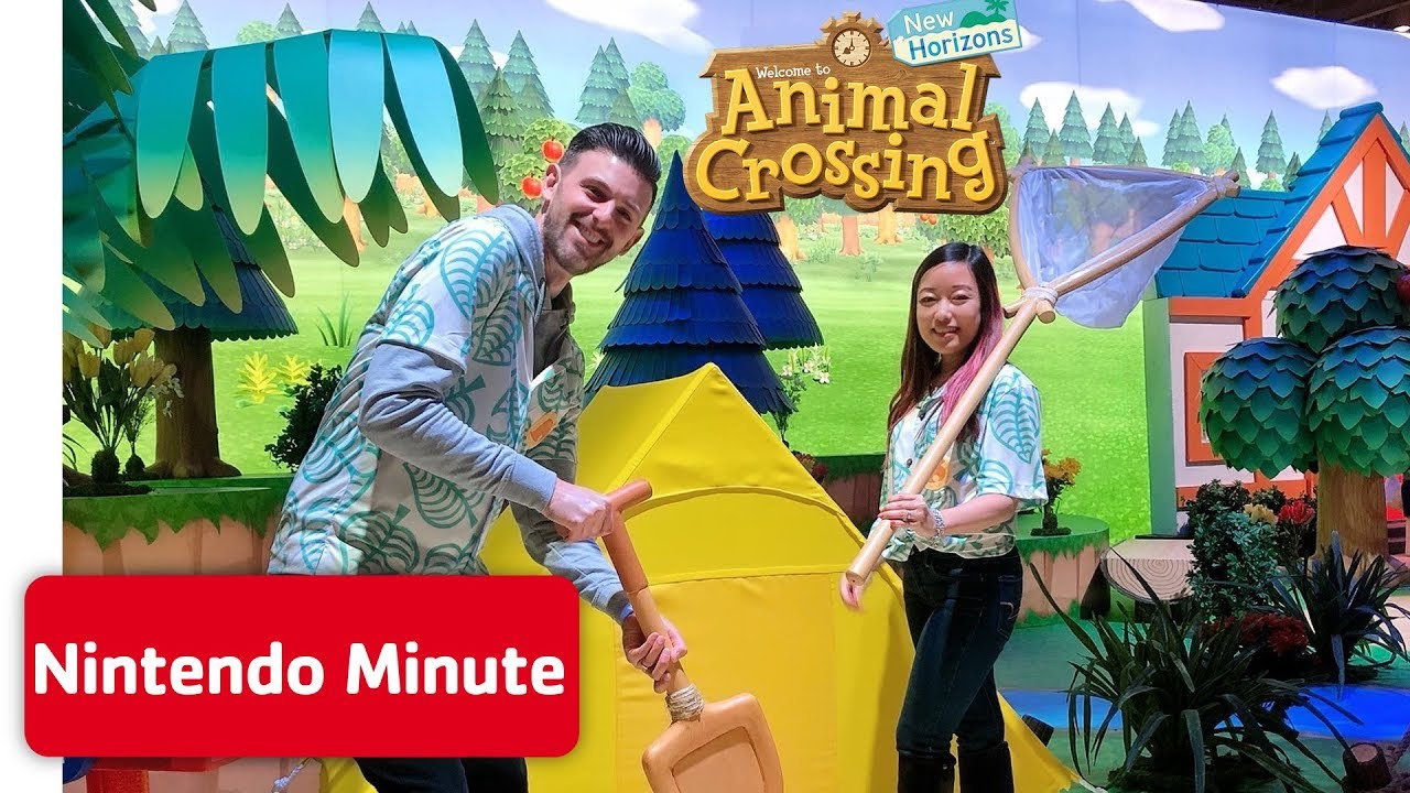 Assistir - Designing Our Animal Crossing: New Horizons Islands 🏝️ - online