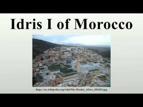 Idris I of Morocco