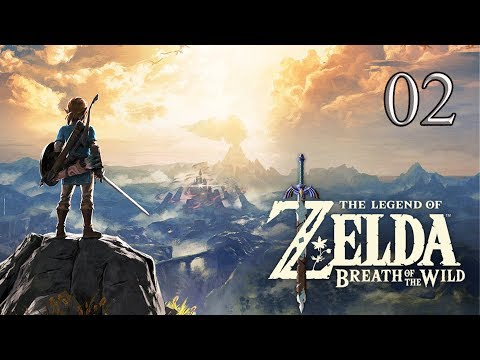 Zelda Breath of the wold # 02