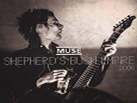 Download Muse   Live at Shepherd's Bush, London 2006 (Full concert - HD)