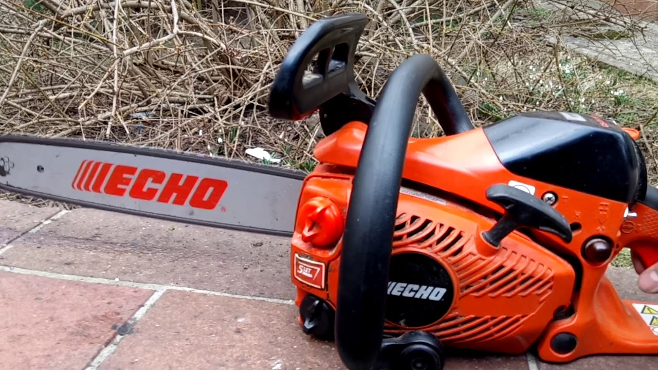 Chain saw ECHO CS-280WES Echo made in Japan
