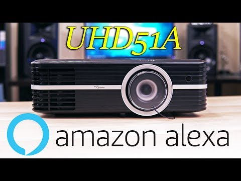 Optoma UHD50/UHD51A Review - The Best 4K Projector of 2018