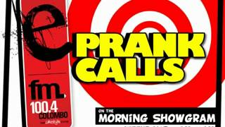 new job e fm prank call