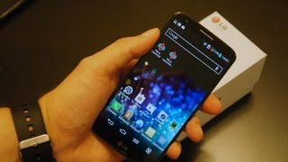 Обзор LG G2 (первые впечатления, камера, экран)