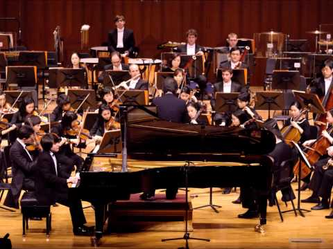 Seong-Jin Cho - Ravel  Jeux d'eau (Seoul, 2009)