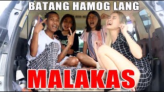 BATANG HAMOG LANG MALAKAS | SY Talent Entertainment