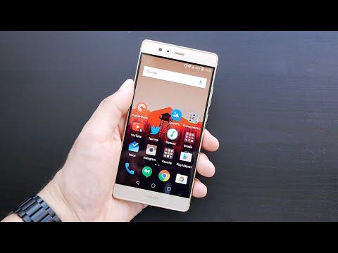 Обзор Huawei P9 Plus - YouTube