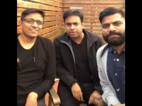 Live QnA with GeekyRanjit, Technical Guruji & Amit Bhawani from Barcelona MWC 2018