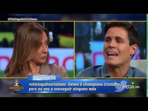 Edu Aguirre: CRISTIANO tiene 5 CHAMPIONS, cosa que el ATLETI NO HA LOGRADO en 116