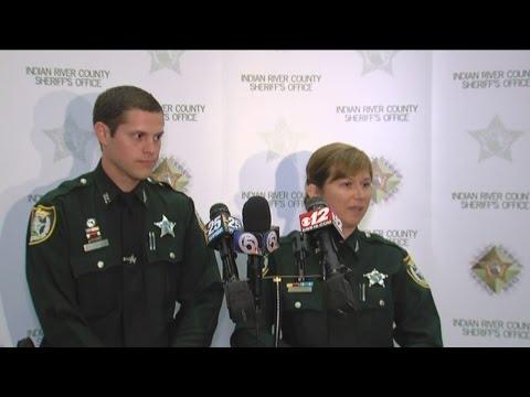 Hero deputies meet the media