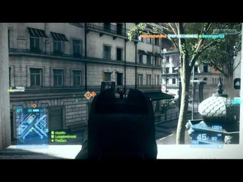 Battlefield 3 Gameplay (Asus N55SF, GT 555M, i5-2410 2,3ghz, 8GB)