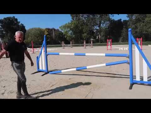 Andrew McLean Talks About How To Approach Jumps Correctly
