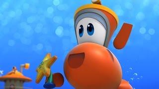 Мультики ⚓ Марин и его друзья - Все серии подряд - Мультсериал про подводные лодки