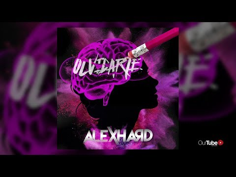 Alex Hard - Olvidarte (Lyric Video)