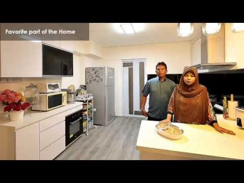 30th Absolook Owner Review at Tampines! Interior Design HDB Resale Renovation