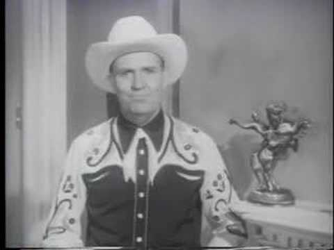 Gene Autry for the March of Dimes