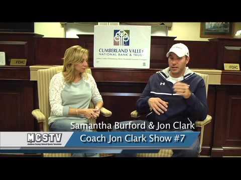 Madison Southern Football Coach Jon Clark Show # 7