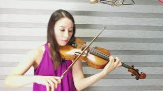 曲婉婷-我的歌声里小提琴版 (Wanting-You exist in my song violin cover)