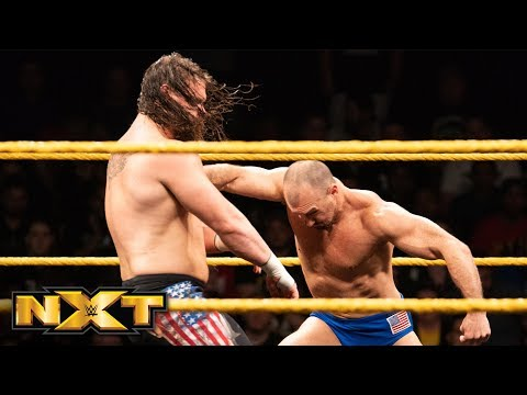 Oney Lorcan & Danny Burch vs. Forgotten Sons: WWE NXT, May 29, 2019
