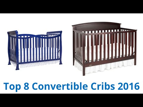 8 Best Convertible Cribs 2016