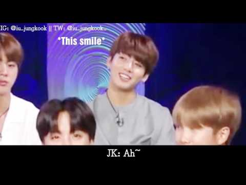 Jungkook Reaction When It's Gonna Be About IU