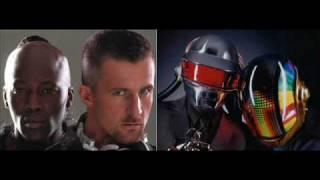 Floorfilla vs Daft Punk: Technological Anthem