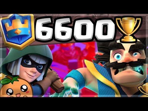 Can I Hit 6600 Trophies & Become A Royal Champion?🍊
