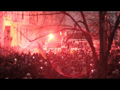 Ukraine. Штурм Адміністрації