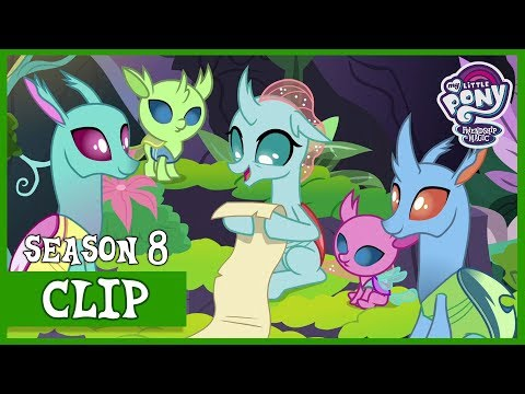 Ocellus' Tale: The Changelings' Hearth's Warming (The Hearth's Warming Club) | MLP: FiM [HD]