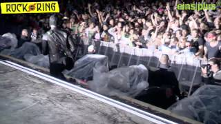 The Bloody Beetroots Live at Rock am Ring 2013 Part 1 of 4