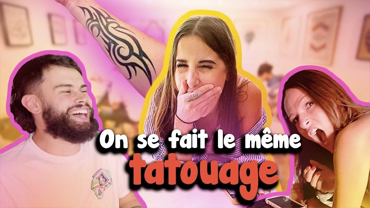 Download TATOUAGE EN COMMUN AVEC LEBOUSEUH ET PIDI...(à un endroit improbable)