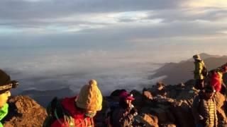 20160516 台湾玉山(3,952m)