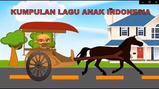 Kumpulan Lagu Anak Indonesia 30 Menit (Naik Delman, Cicak di Dinding, Balonku Ada Lima DLL)