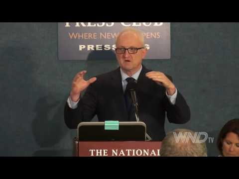 DHS Whistleblower Phil Haney exposes Obama administration during Press Conference