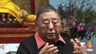 Gelek Rimoche - Tibetan Buddhism 5 Crazy Wisdom and the Three Higher Trainings