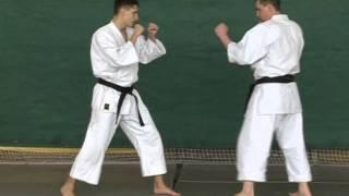 Обучение системе рукопашному бою Часть 42