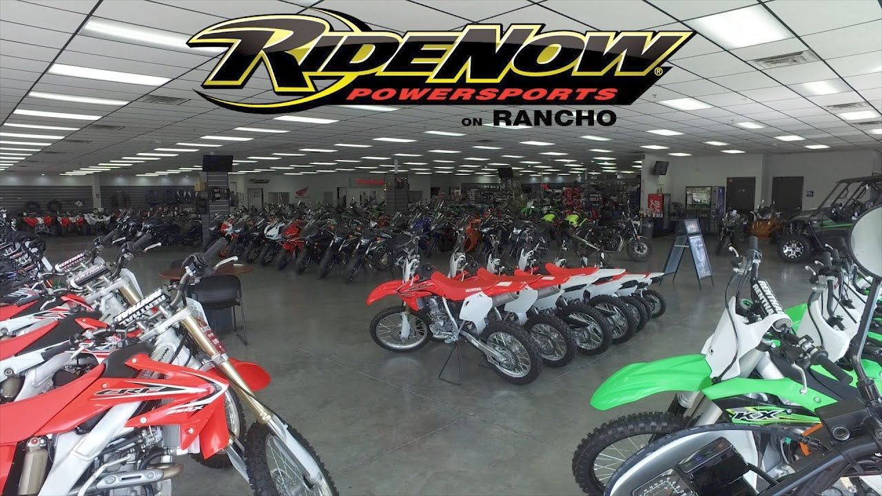 RideNow Rancho - New & Used Powersport Vehicles, Service