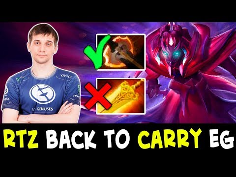 Arteezy back to carry, Fear to mid — Battle Fury Spectre EG vs VG