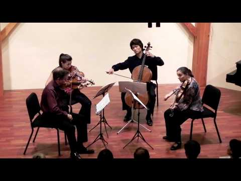 Felix Mendelssohn | String Quartet in E flat Major, Op. 44 No. 3 (1838) - Part 1